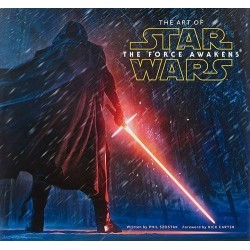 THE ART OF: STAR WARS THE FORCE AWAKENS