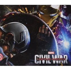 THE ART OF: CAPTAIN AMERICA CIVIL WAR