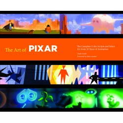 THE ART OF: PIXAR