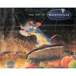 THE ART OF: RATATOUILLE