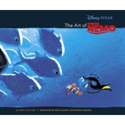 THE ART OF: FINDING NEMO