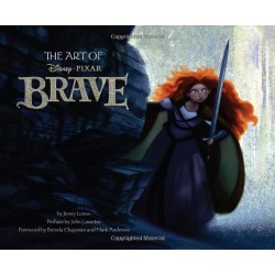 THE ART OF: BRAVE