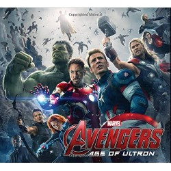 THE ART OF: AVENGERS AGE OF ULTRON