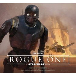 THE ART OF: ROGUE ONE - A STAR WARS STORY