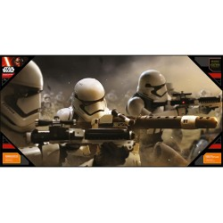 STAR WARS STORMTROOPERS - GLASS POSTER