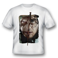 HARRY POTTER VS VOLDEMORT - T-SHIRT XL