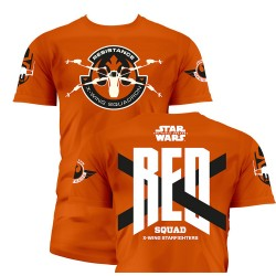 STAR WARS X-WING SQUADRON - T-SHIRT L
