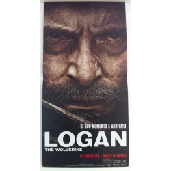 LOGAN THE WOLVERINE - LOCANDINA