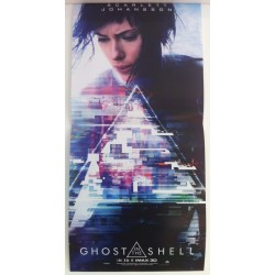 GHOST IN THE SHELL - LOCANDINA