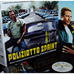 POLIZIOTTO SPRINT LP + CD + Special Signature Card Edition