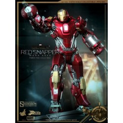 IRON MAN 3 - MARK 35 - ACTION FIGURE