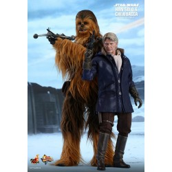 HAN SOLO & CHEWBACCA - ACTION FIGURE