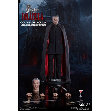SCARS OF DRACULA - COUNT DRACULA - ACTION FIGURE