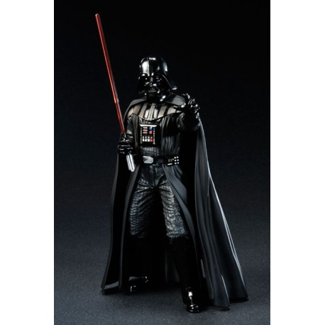 STAR WARS - DARTH VADER - STATUA MODEL KIT