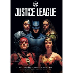 JUSTICE LEAGUE - OFFICIAL GUIDE