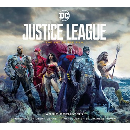 JUSTICE LEAGUE - THE ART OF THE FILM