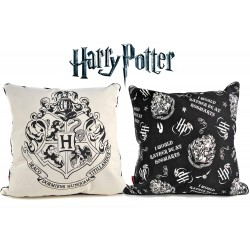 HARRY POTTER - HOGWARTS CUSCINO