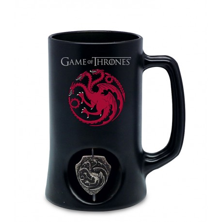 GAMES OF THRONES TARGARYEN SPIN - BOCCALE