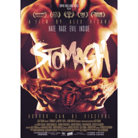 STOMACH - DVD NEW EDITION