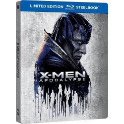 X-MEN APOCALYPSE - STEELBOOK