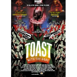 TOAST WITH THE GODS - DVD