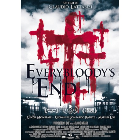 EVERYBLOODY'S END - DVD