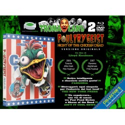 POULTRYGEIST - BLU-RAY + DVD LIMITED EDITION