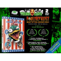 POULTRYGEIST - 2 DVD LIMITED EDITION