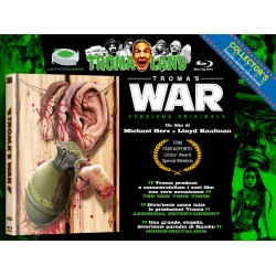 TROMA'S WAR - BLU-RAY LIMITED EDITION