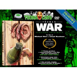 TROMA'S WAR - DVD LIMITED EDITION