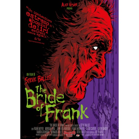 THE BRIDE OF FRANK - DVD
