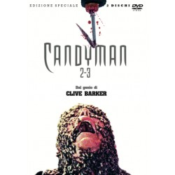 CANDYMAN 2 e 3 - 2 DVD BOX