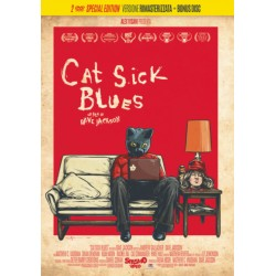 CAT SICK BLUES - SPECIAL NEW EDITION - 2 DVD