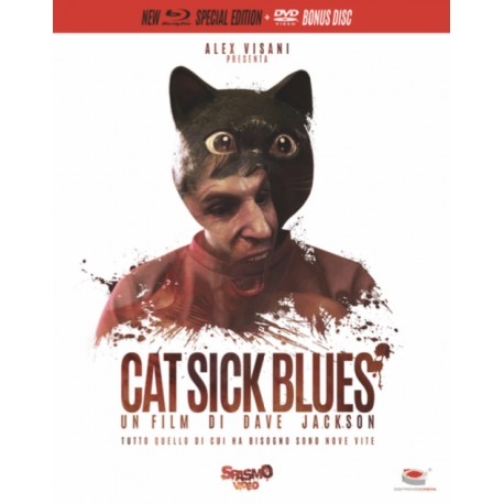 CAT SICK BLUES - SPECIAL NEW EDITION - BLU-RAY+DVD