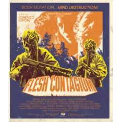 FLESH CONTAGIUM - BLU-RAY+CD SOUNDTRACK