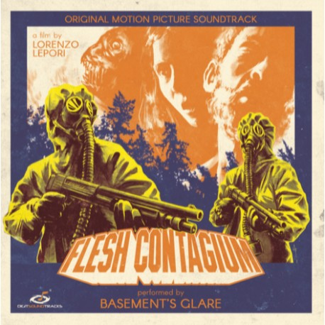 FLESH CONTAGIUM - CD SOUNDTRACK