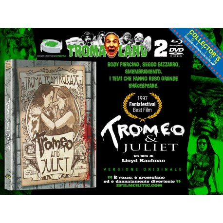 TROMEO AND JULIET - BLU-RAY LIMITED
