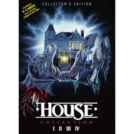 HOUSE COLLECTION BOX - DVD