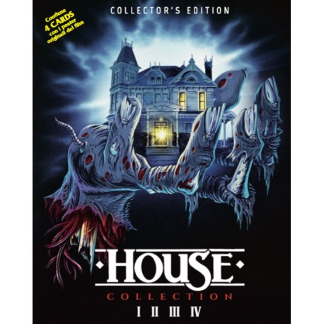 HOUSE COLLECTION BOX - BLU-RAY