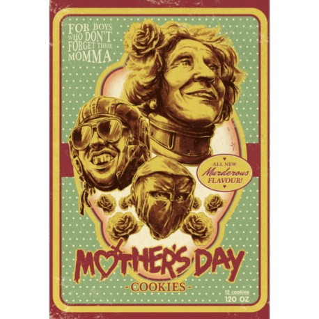 MOTHER'S DAY - DVD LIMITED EDITION