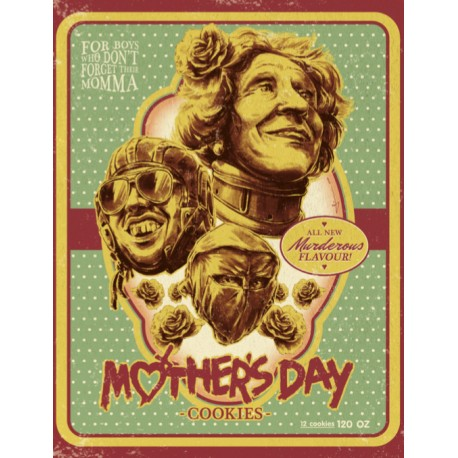 MOTHER'S DAY - BLU-RAY LIMITED EDITION